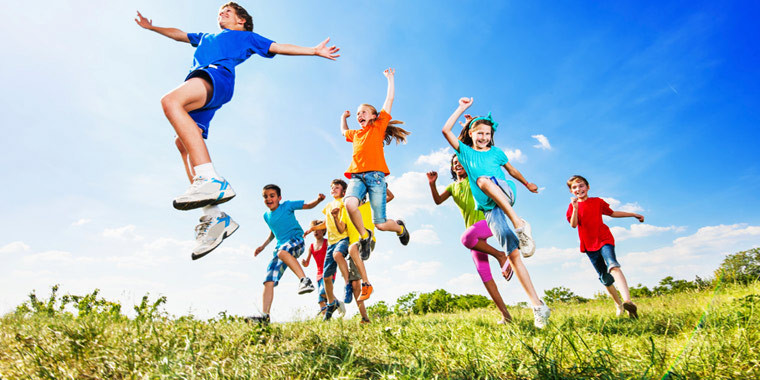 Personal Training Crianças